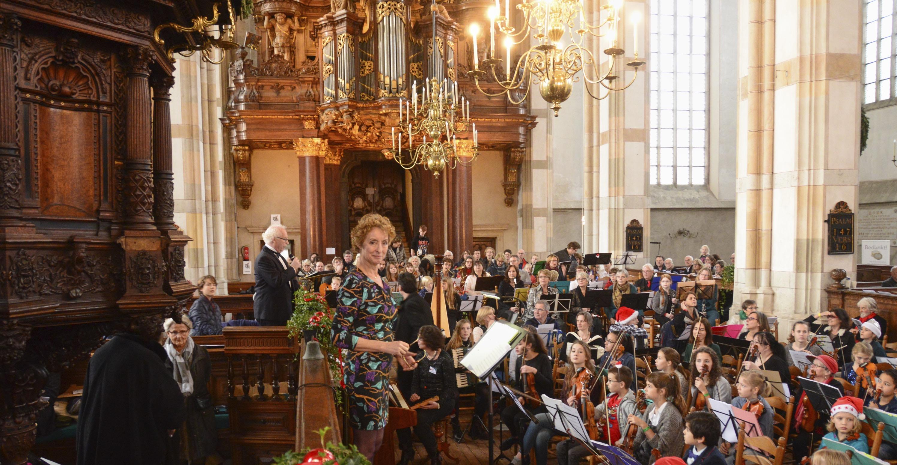 Foto's Kerstconcert Dubbelgreep Michaelskerk_321